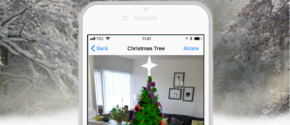 Augmented Christmas Tree