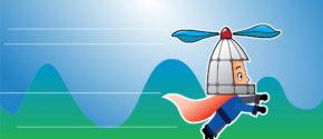 Flying Tinboy