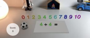 AR Math +